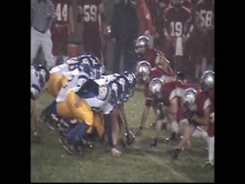 Jim Mashburn Offensive Line Highlights #2