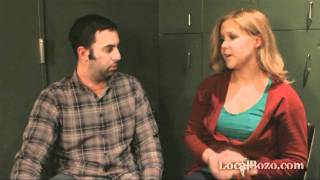 Comedian Amy Schumer talks Charlie Sheen Roast, Hecklers, and Performing in NYC with LocalBozo.com