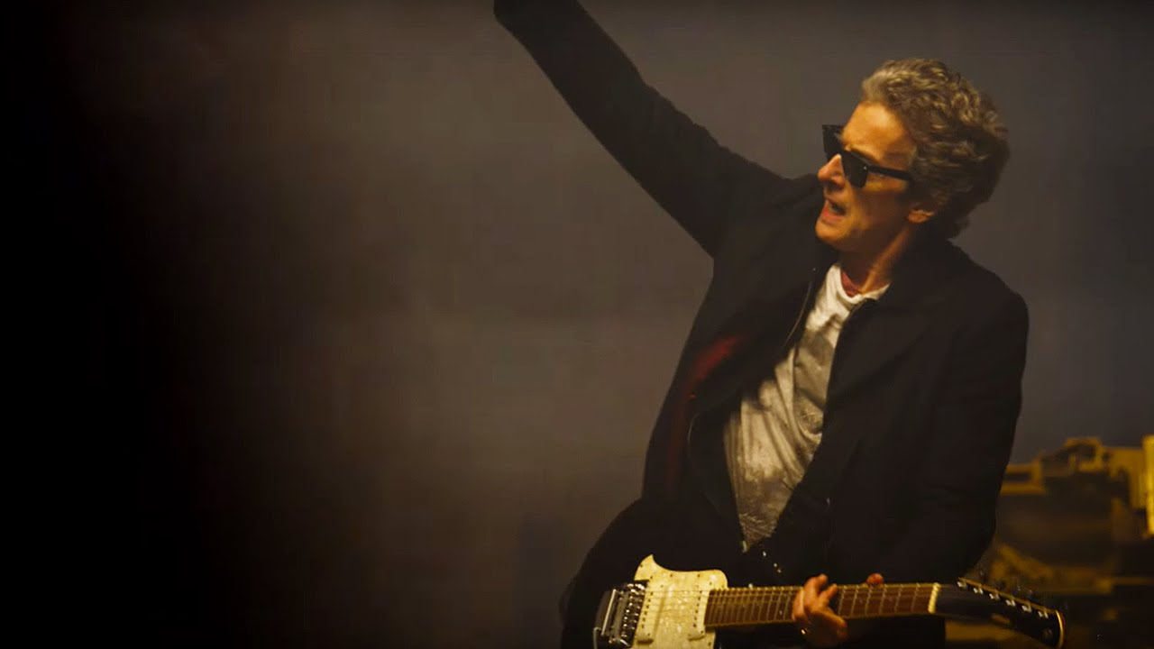 Download The Doctor's Guitar Entrance | The Magician's Apprentice | Doctor Who | BBC