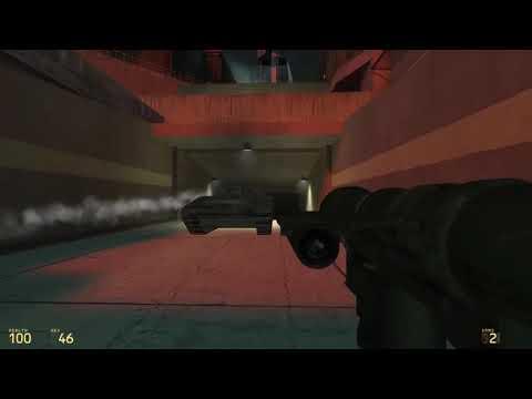 Half Life 2 Beta : airex_0? Merkava Battle (All credit goes to the Half-Life 2 Beta team)