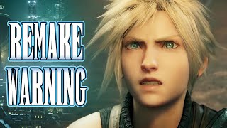 Beware as Final Fantasy VII Remake has Leaked... Again.