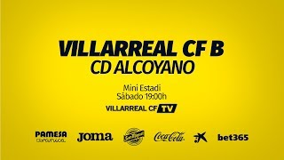 Villarreal B vs CD Alcoyano