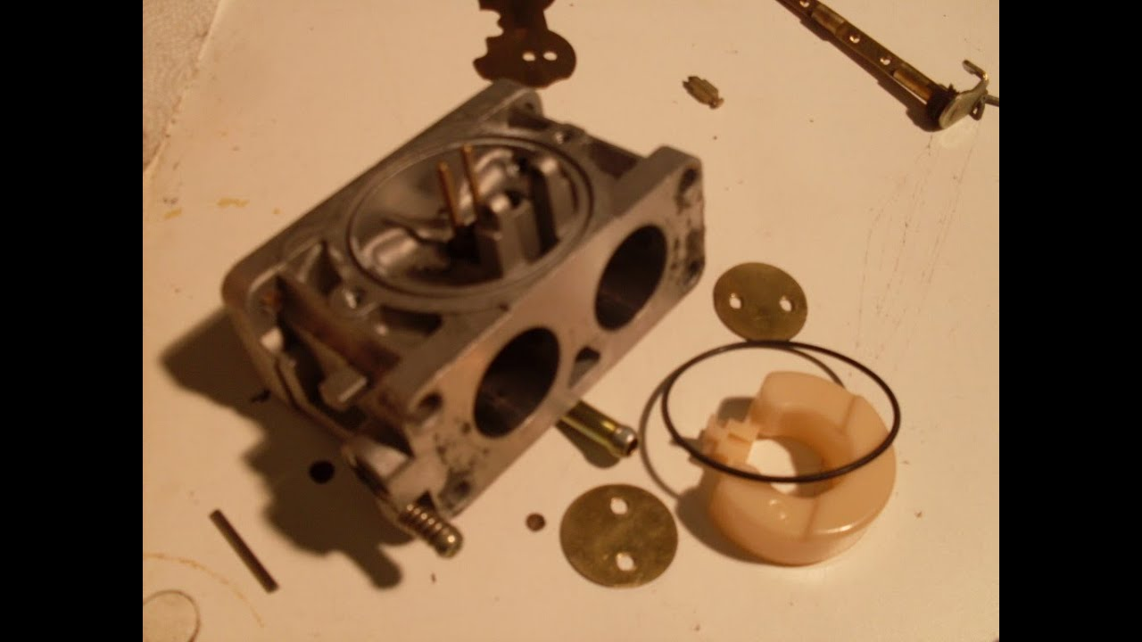 Briggs intek v twin carb re build time lapse youtube sciox Images