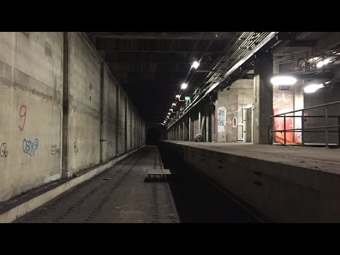 Sydney Trains Vlog 1130: Central's Ghost Platforms 26 & 27