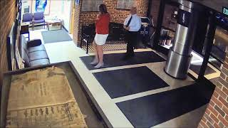 Rockland Town Hall surveillance video
