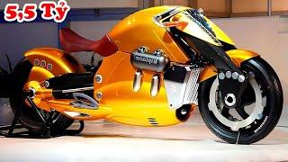 10 Moto Phân Khối Lớn Đắt Nhất Việt Nam - Nhà Giàu Cũng Khó Mua