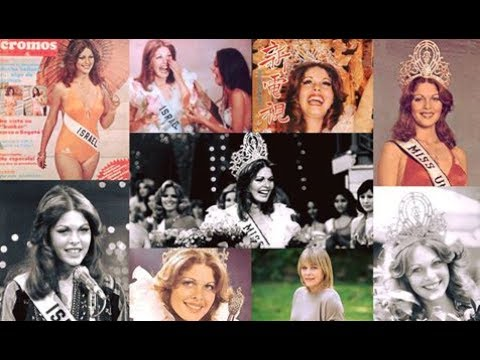 Remembering Rina Messinger The Only Miss Israel To Win Universe 1976 -  YouTube