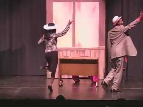 "Gerard M Williams as Rooster in "" ANNIE"" 2010(Easy..."