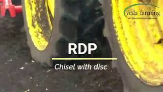 RDP Chisel Disk Combo