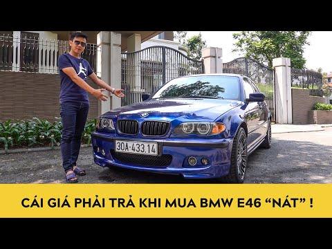 "Cái giá phải trả khi mua BMW E46 ""NÁT"" | Autodaily"