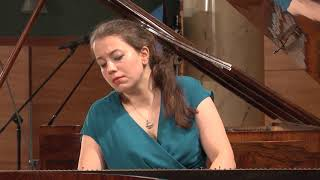 Ewa Tytman-Csiba – K. Kurpiński, Polonaise in D minor BWV 874 (First stage)