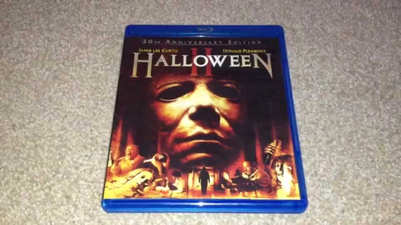 halloween 2 30th anniversary blu ray - Halloween Ii Blu Ray