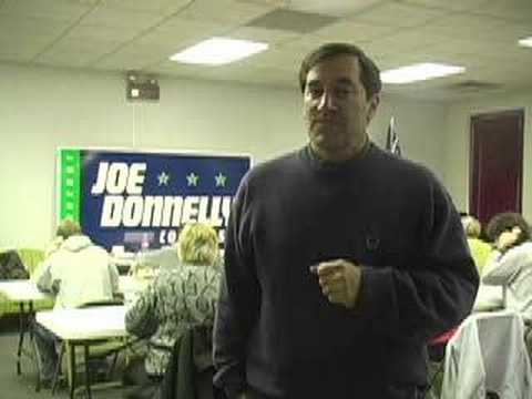 A Message From Joe Donnelly