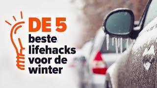 Lifehacks voor automobilisten