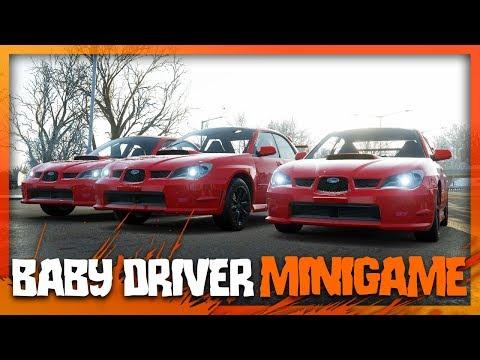 Baby Driver Recreation! (Forza Horizon 4 Funny Moments) thumbnail