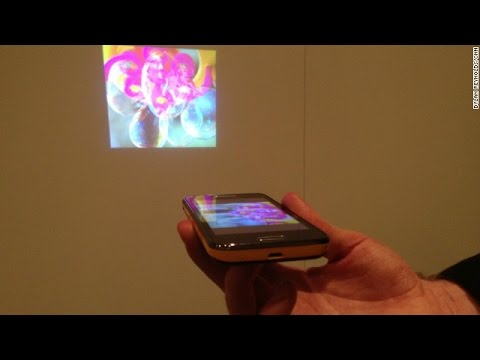 Review Samsung Galaxy Beam Projector Phone  Features & specifications !