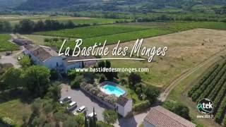 La Bastide des monges - Hôtel à Nyons en Drôme Provençale