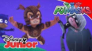 PJ Masks-Pyjamahelden - Clip: Gürtel-Till   Disney Junior