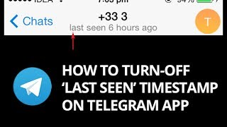 How To: Turn-off