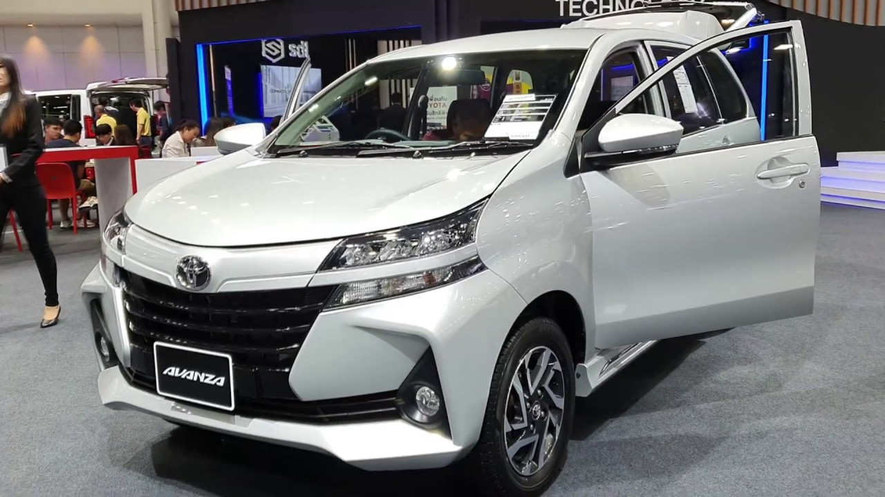 Toyota Avanza 2020 1.5G