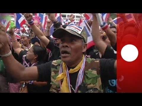 Thailand slips into worst political crisis since 2010's bloody protests