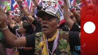 Thailand slips into worst political crisis since 2010