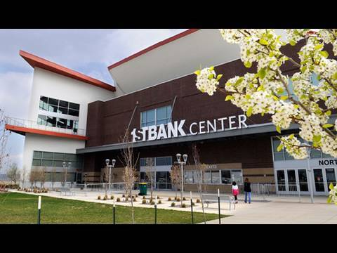 Broomfield 1STBANK Center tour