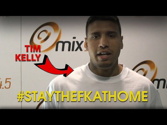Stay The FK At Home (The Coronavirus Edition): Clairsy, Matt and Kymba | mix94.5