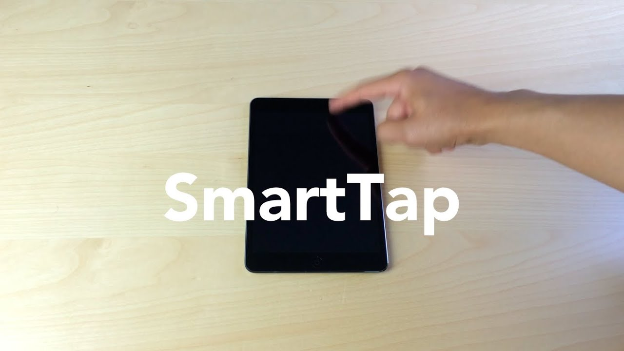 SmartTap: unlock your iPhone just by double-tapping its screen