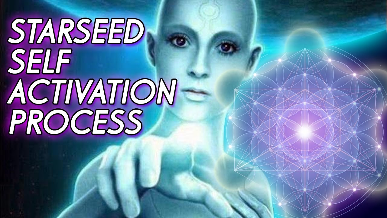 Starseed Self Activation - Activate and Awaken Your Starseed Genome, DNA,  Codes, and Downloads