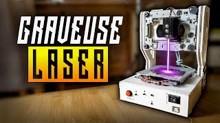 Comment Fabriquer une GRAVEUSE Laser pour 30€ !