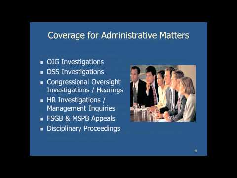 USAID Professional Liability Insurance Webinar