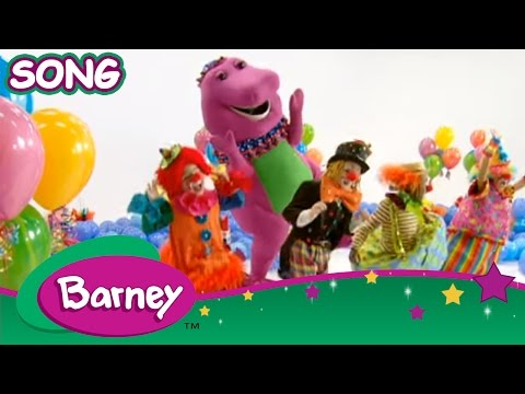 Barney - Laugh With Me (SONG)