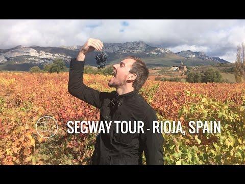 SEGWAY TOUR - RIOJA WINE REGION, SPAIN