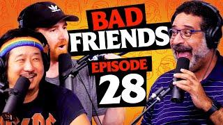 Download lagu Bad Friends Beef! Featuring Erik Griffin  | Ep 28 | Bad Friends