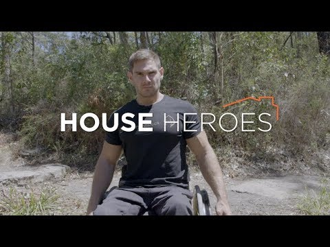 House Heroes: Climbing Mount Everest in a wheelchair