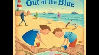 """Barefoot Books """"Out of the Blue"""""""