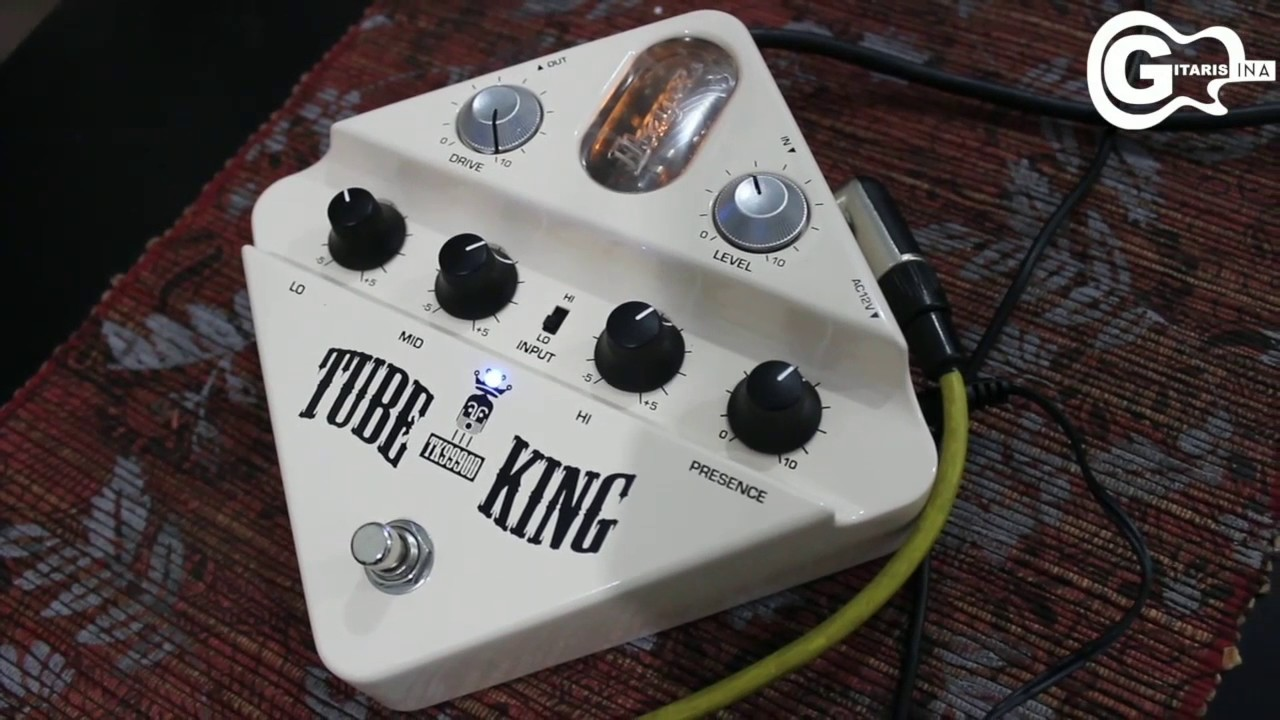ibanez tube king vintage