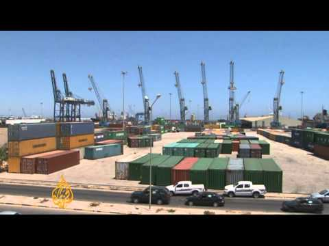 Business booming in Libyan port city