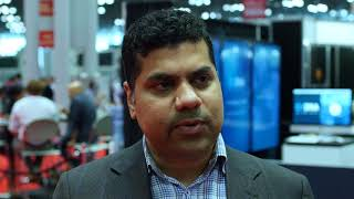 Deloitte Consulting's Raj Kamath interviewed at Strata Data Conference
