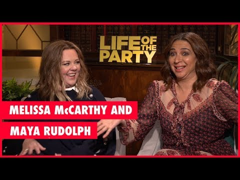 Melissa McCarthy and Maya Rudolph get heart eyes over Tify Haddish!