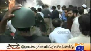 peshawer bumb blast 28 10 2009 in pakistan