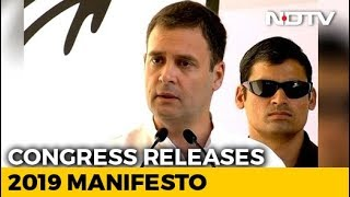 Congress Manifesto Reflects