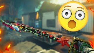 "NEW PIRATE SWORD ""RISING TIDE"" MELEE WEAPON in BLACK OPS 4 !!"