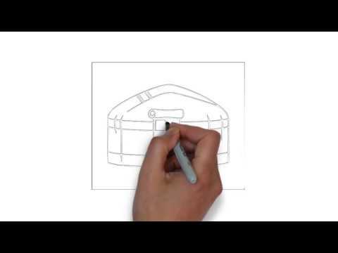 Урок изо 4 класс презентация поэтапное рисование гуашью