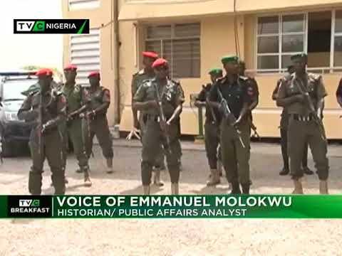 TVC Breakfast Dec. 27th 2017 | FG raises terror alert, arrests made in Abuja