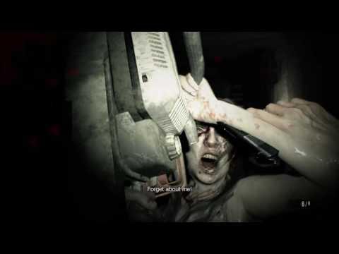 KILLING MIA  (Easy way) - Resident Evil 7 Madhouse