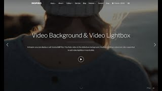 How to Create Video Background Sections In WordPress