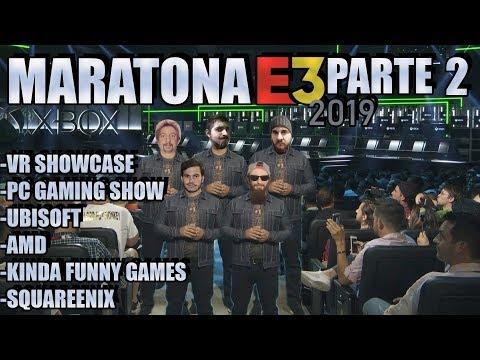 Staffetta E3 2019 – Ubisoft, PC Game Show, Square Enix e altro ancora…