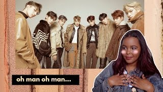 FIRST TIME WITH ATEEZ: PIRATE KING + TREASURE + SAY MY NAME REACTION (ATEEZ REACTION)